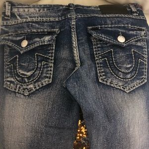 True religion women jeans
